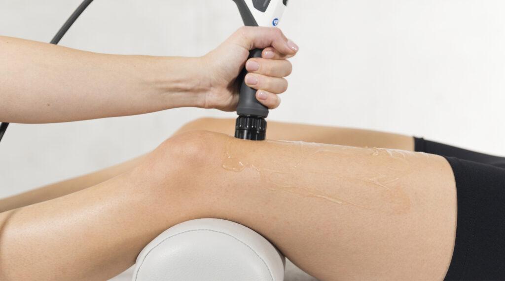 Kniegelenksbehandlung mit RSW
